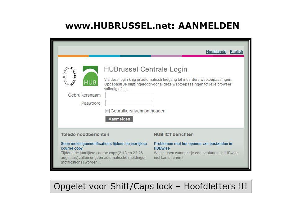 DEMO HUBRUSSEL.NETHUBRUSSEL.NET