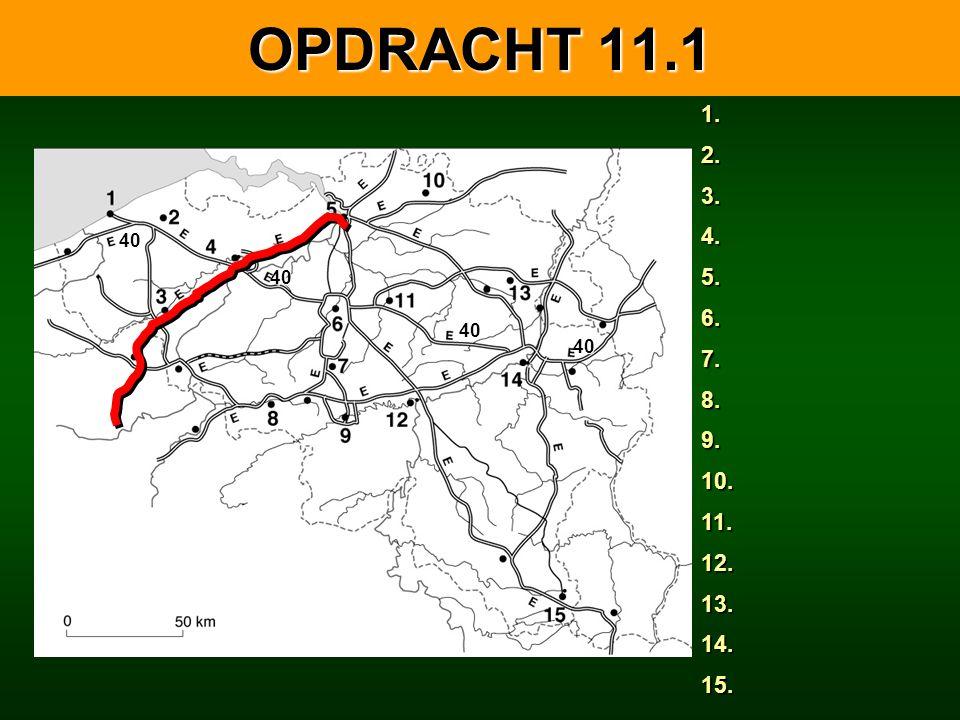 11.1.3 DE SPOORWEGEN IN BELGIË N.M.B.S.= Nationale Maatschappij der Belgische Spoorwegen 83