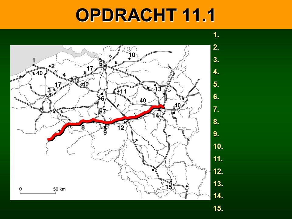 70% geëlektrificeerd 30% Diesel 3 500 km spoorwegen 220 miljoen reizigers 36,5 miljoen ton vracht 20 250 werknemers 11.1.3 DE SPOORWEGEN IN BELGIË 83