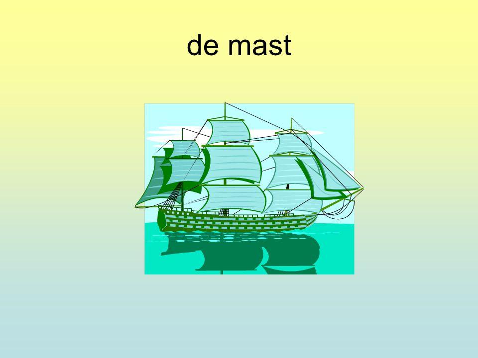de mast