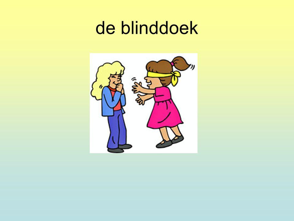 de blinddoek