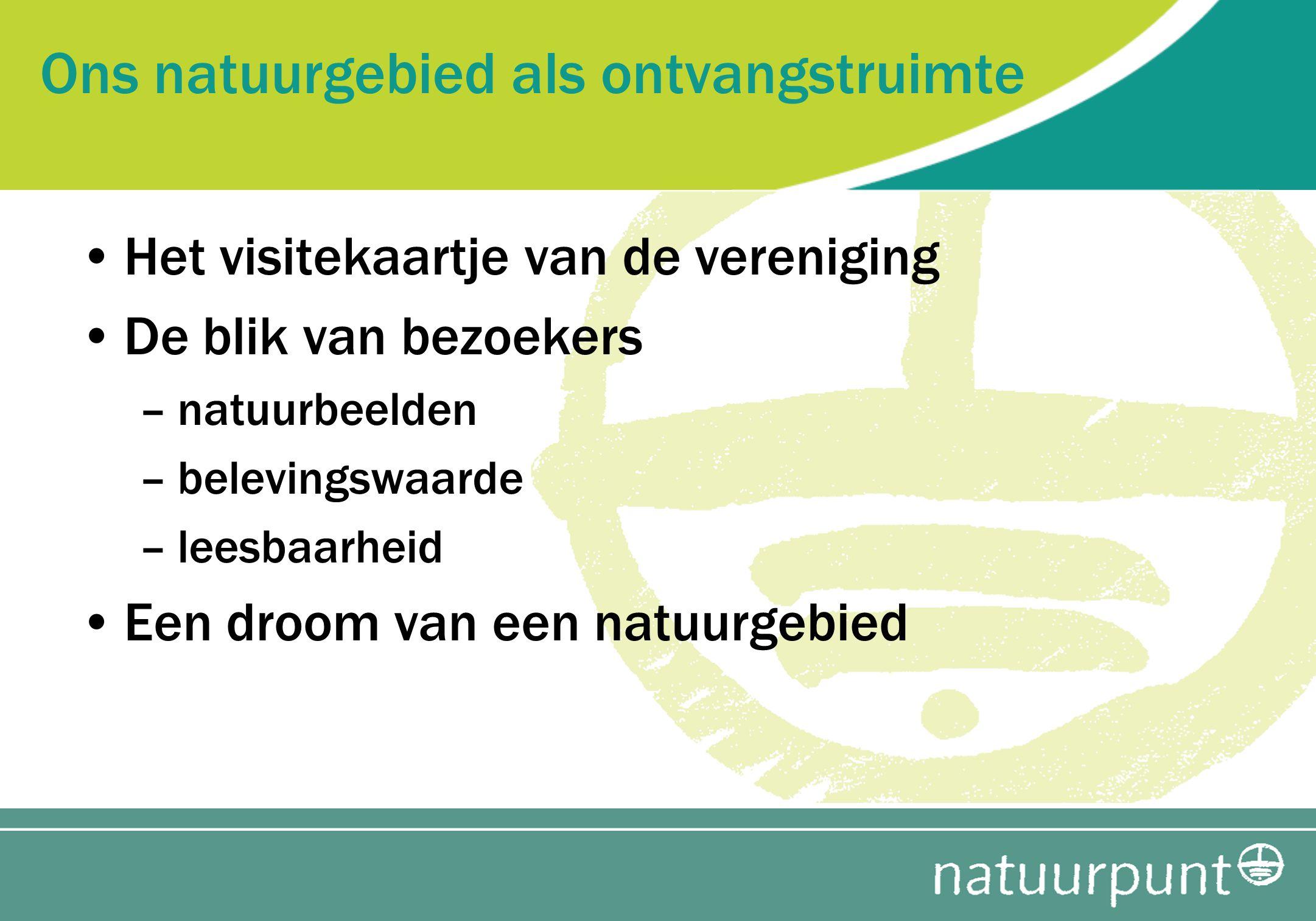 2.2 Belevingswaarde Verschillende habitats, andere belevingswaarde Hoogst: bos.