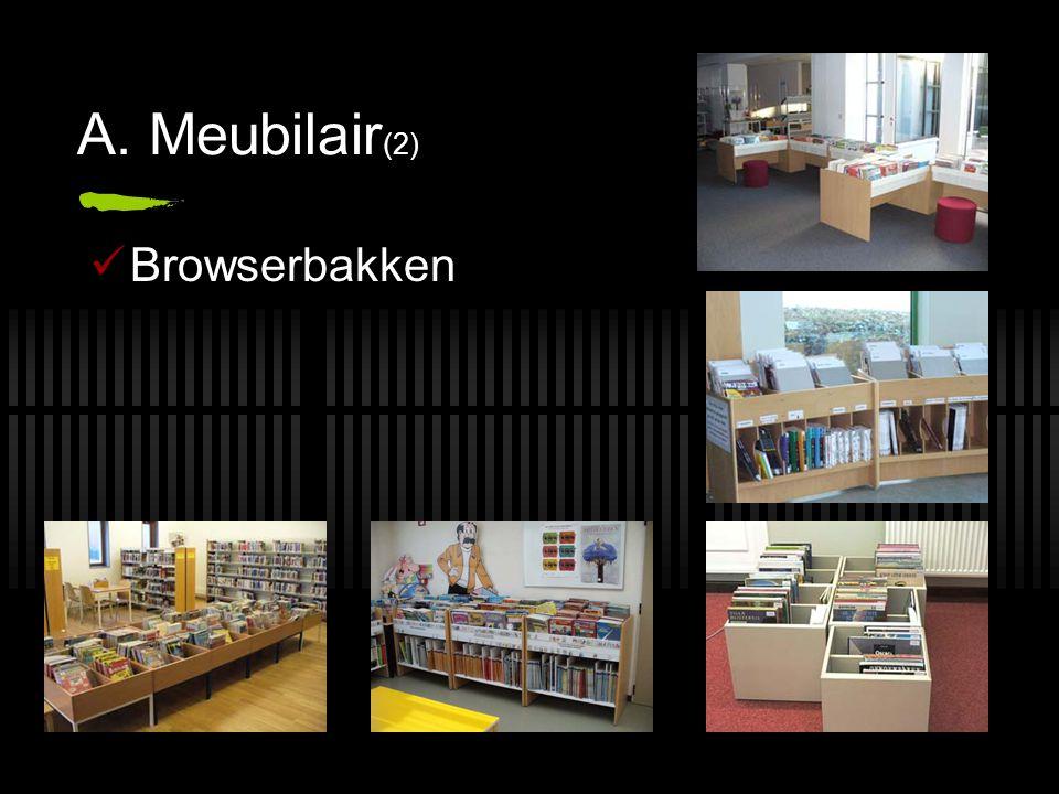 A. Meubilair (2) Browserbakken