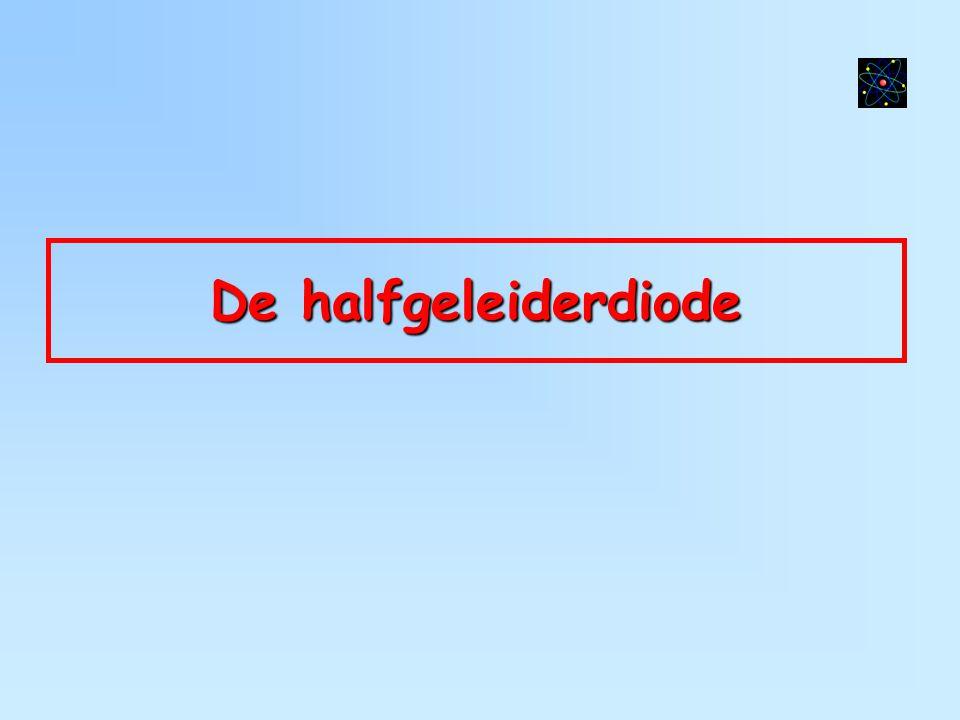 De halfgeleiderdiode