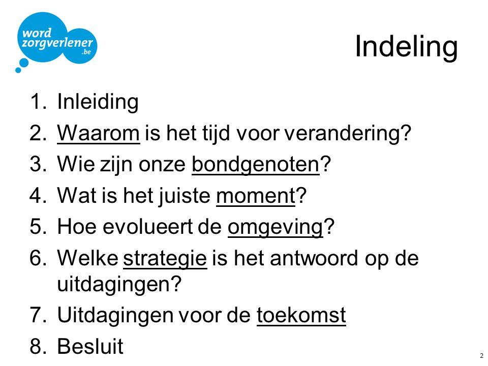 Zorgnet Vlaanderen Tien punten plan van Zorgnet Vlaanderen voor een toekomstig manpowerbeleid in de zorg Peter Degadt en Jef Van Holsbeke 23