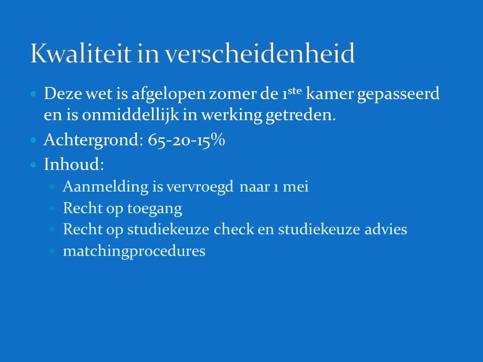 Voor 1 mei Tijdig DigiD aanvragen via www.studielink.nlwww.studielink.nl Studiefinanciering en ov-jaarkaart aanvragen via http://www.duo.nl http://www.duo.nl
