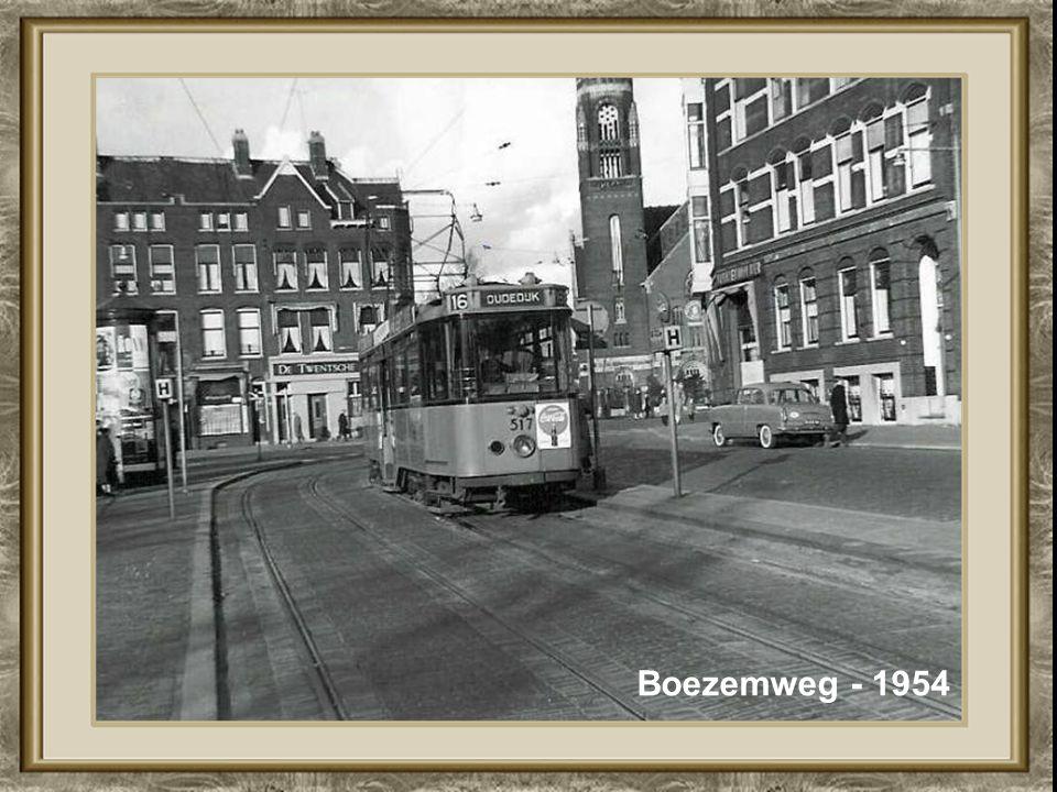 Molen de Noord Oostplein Juli 1954
