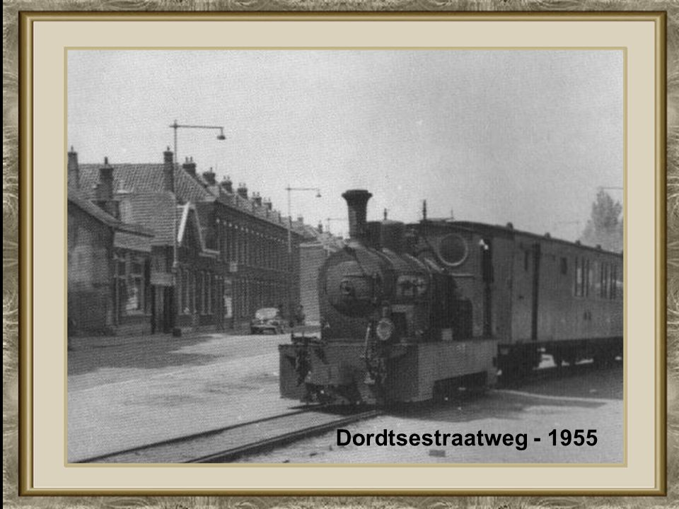 Brabants dorp - 1955