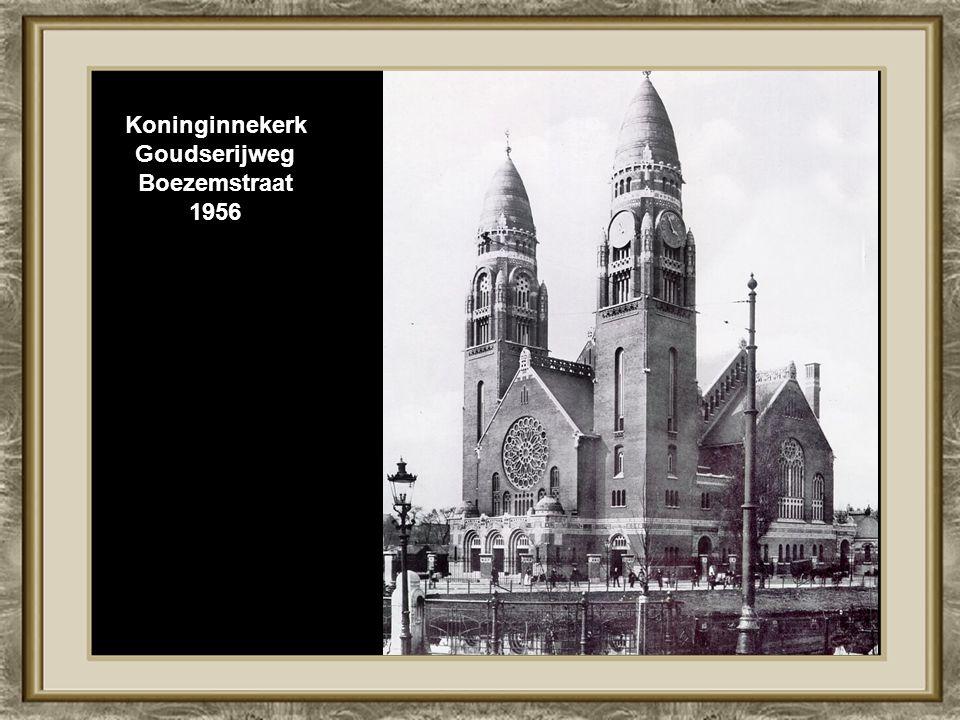 Groene Hilledijk - 1955