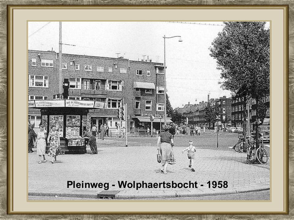's Gravenweg - 1957