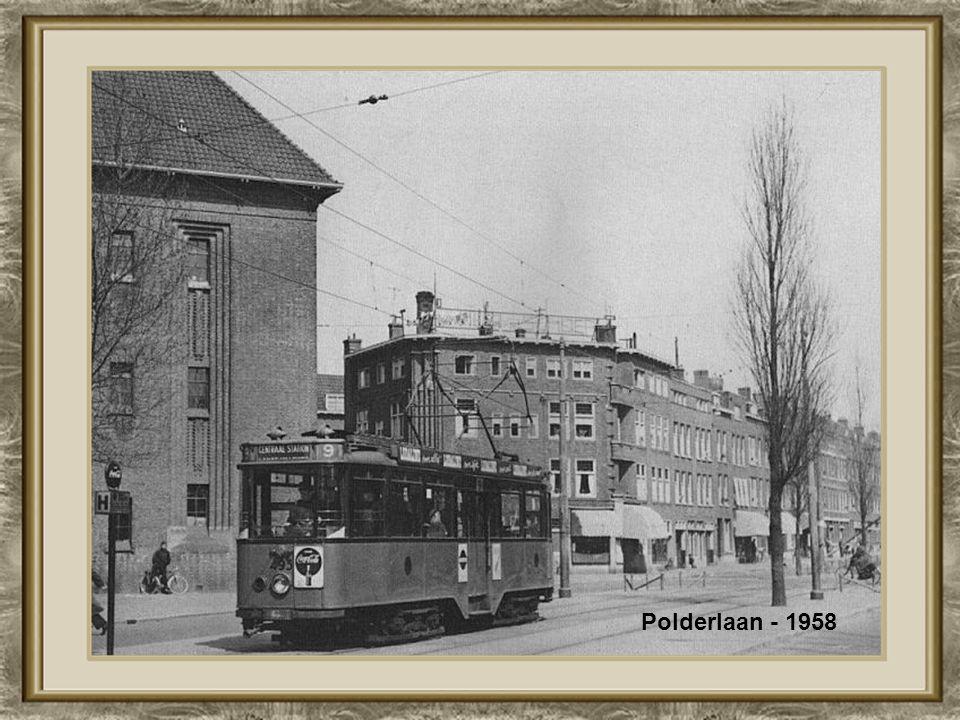 Metro Wolphaertsbocht - 1958