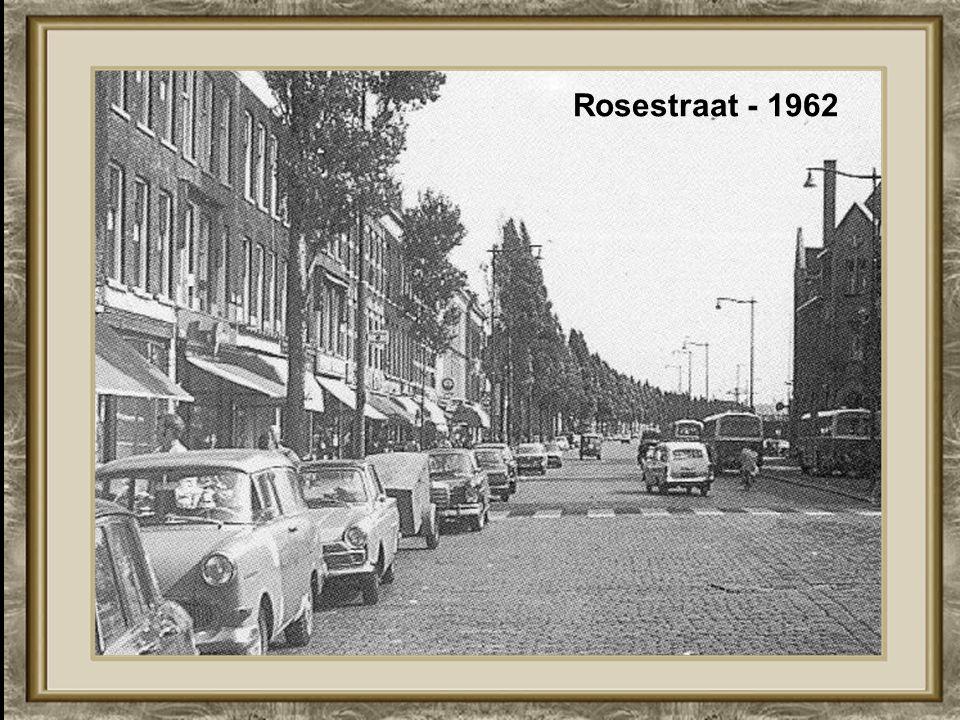 Dordtsestraatweg - 1961