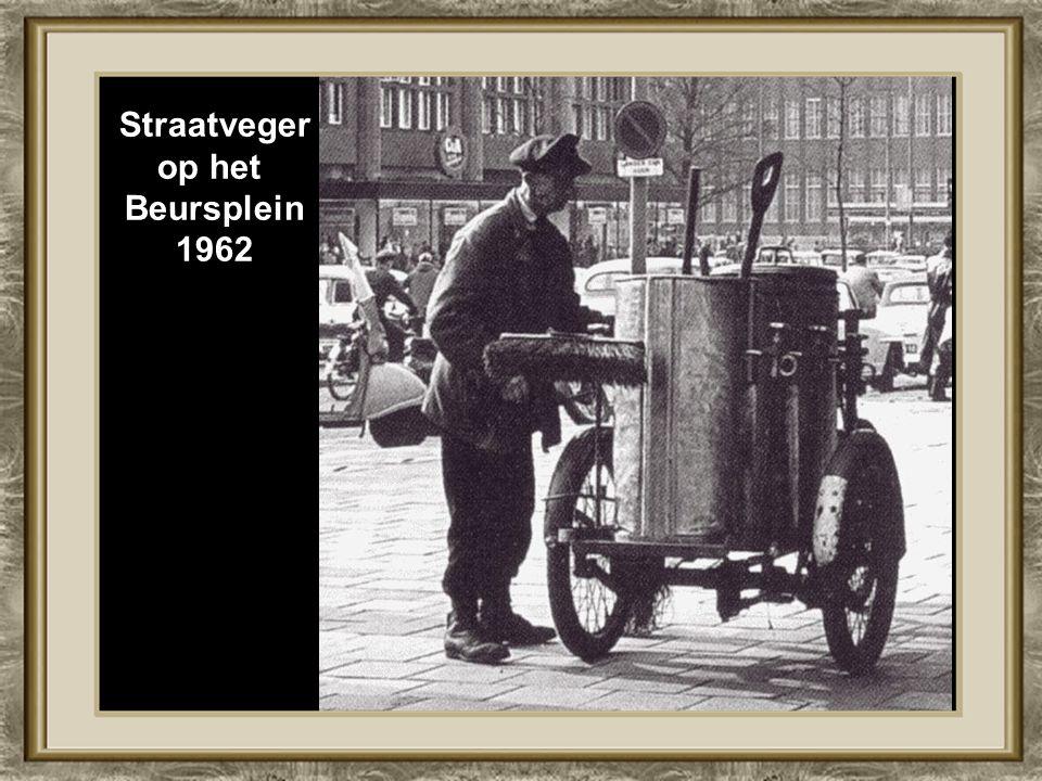 Rosestraat - 1962