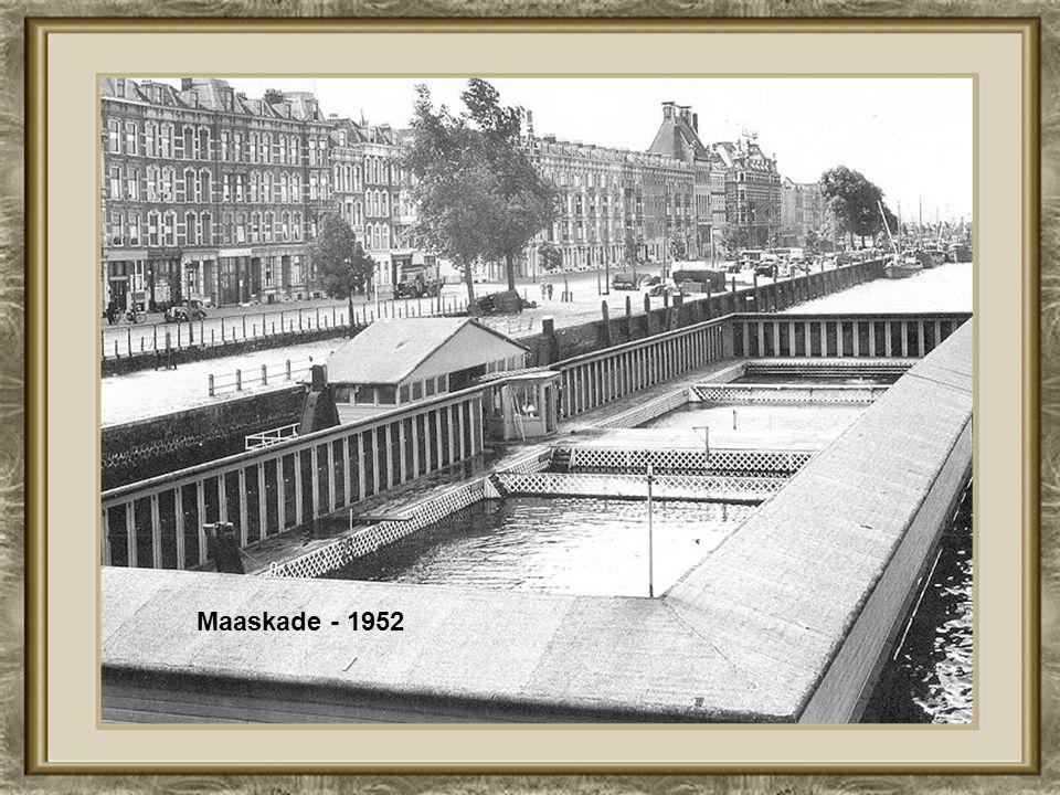 Boergoensestraat - 1951