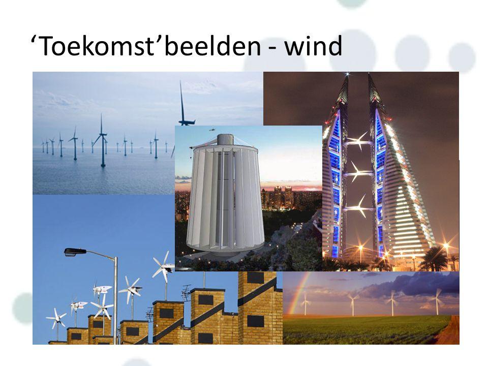 'Toekomst'beelden - wind