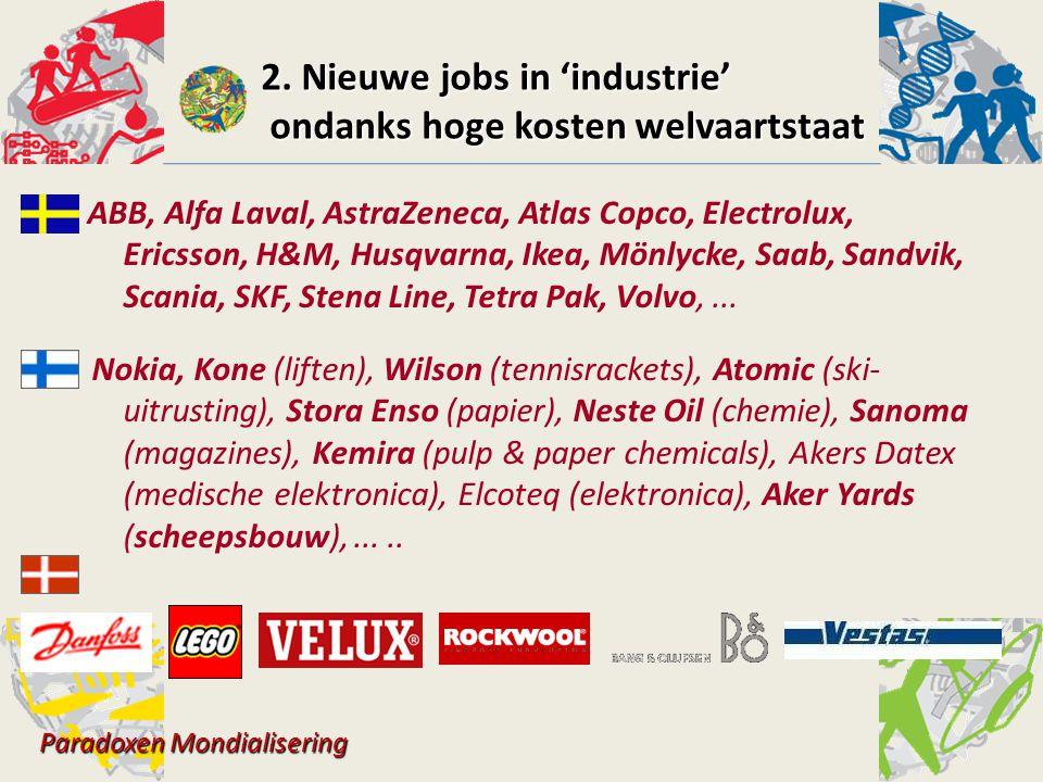 Renault-Vilvoorde, Philips-Hasselt-Brugge, Alcatel-Antwerpen, DHL-Zaventem, VW-Vorst, Opel-Antwerpen...