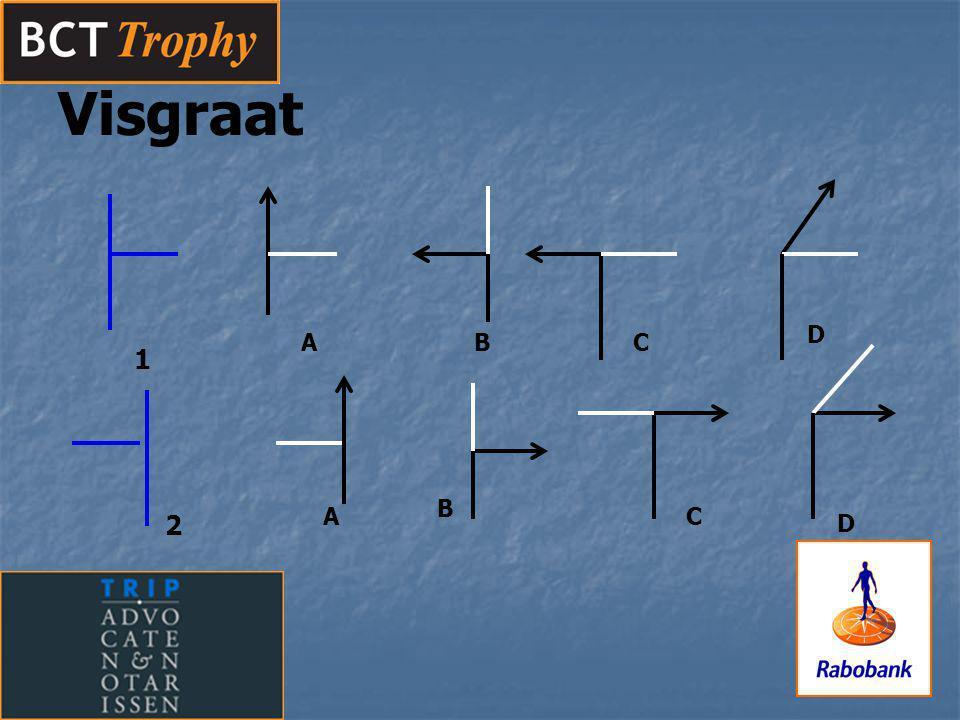 Visgraat 1 2 A A B B C C D D