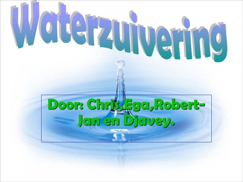 1.hoe kan dat het water 1.hoe kan dat het water schoon word.