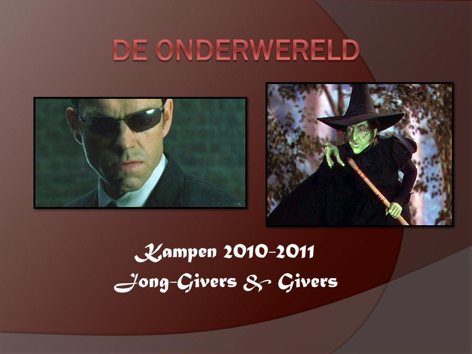 Kampen 2010-2011 Jong-Givers & Givers