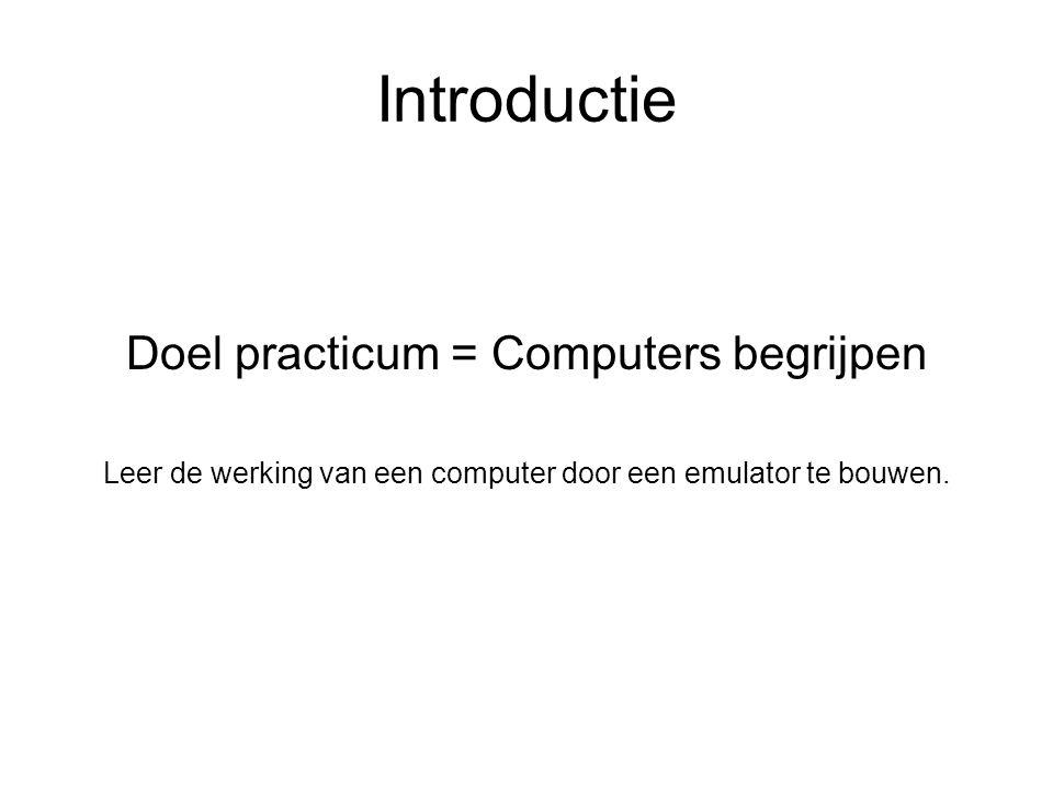 Introductie Opzet college Introductie PowerPC Systeem Omgeving Opzet Practicum Hoe-haal-ik-het Eisen