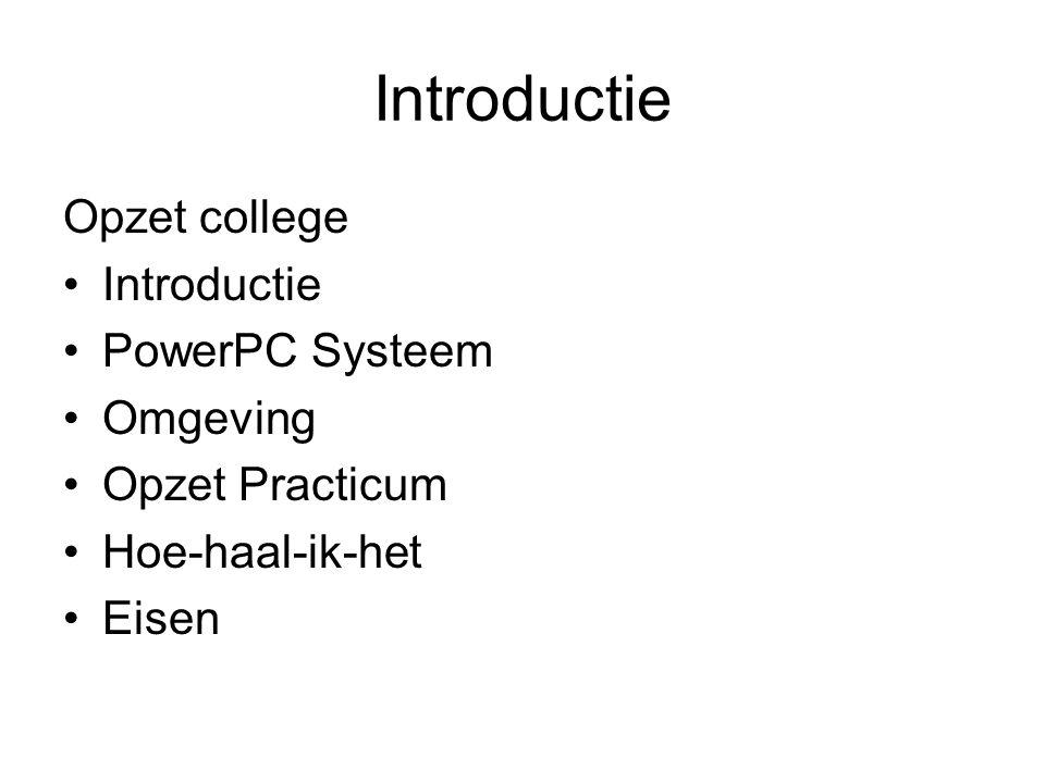 Introductie Informatie en Materiaal http://www.pds.twi.tudelft.nl/vakken/in101/labcourse/http://www.pds.twi.tudelft.nl/ Tutorial Assistenten Studenten
