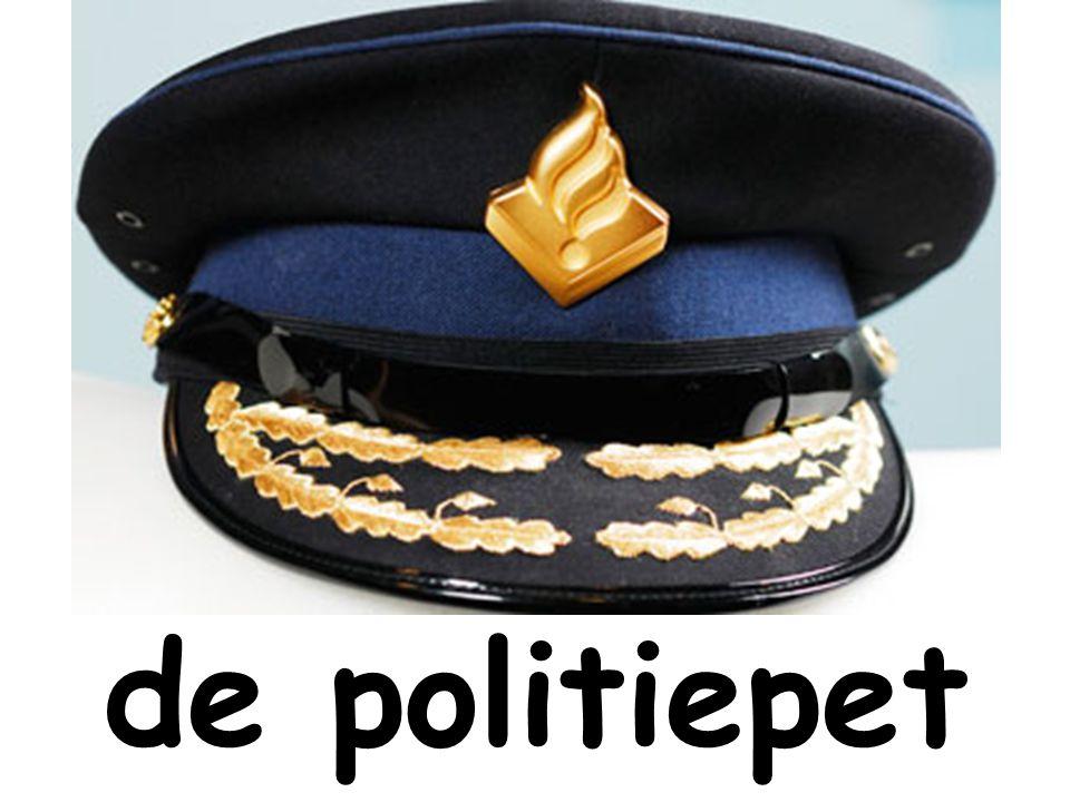 de politiepet