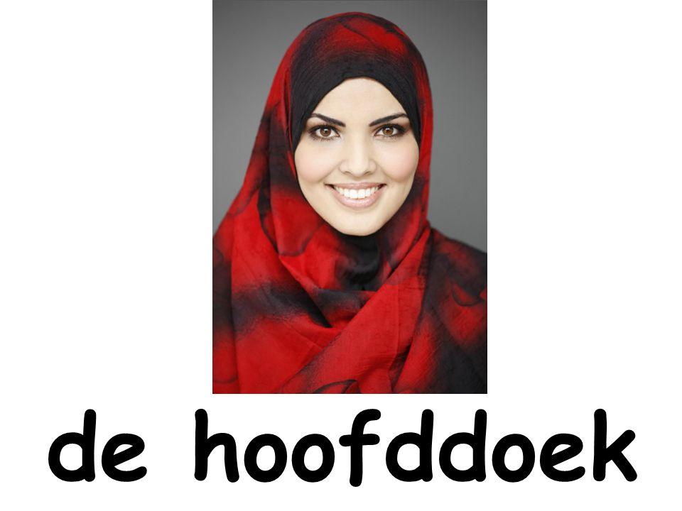 de hoofddoek