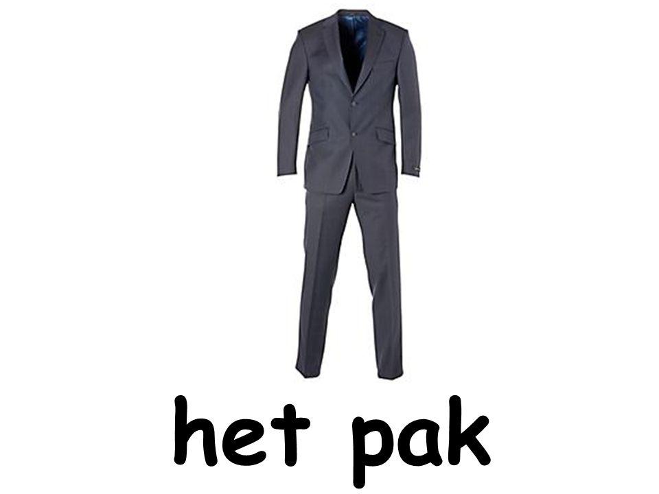 het pak