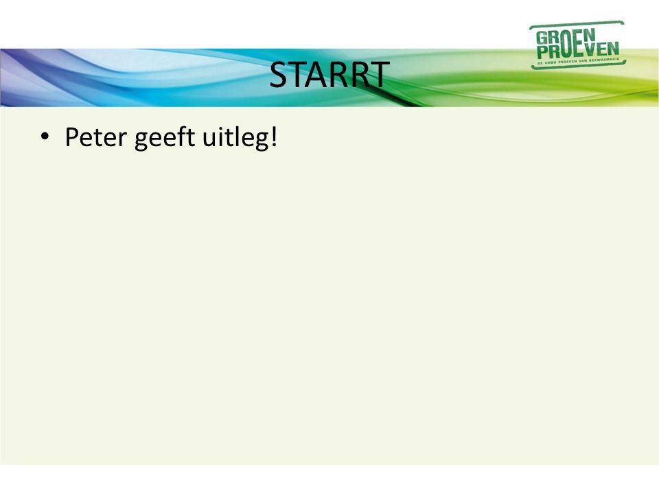 oefenen Peter = leerling heeft meegedaan aan Pilot Groen Proeven contextveld Leefomgeving en recreatie (onderhoud tuinen).
