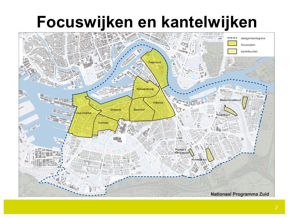 Focuswijken en kantelwijken 2