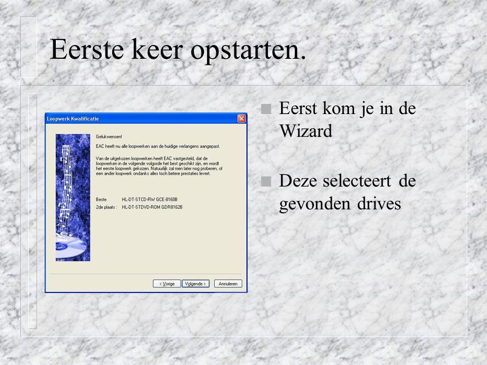 Bezochte sites n http://www.freedb.org/index.php (database) n http://mitiok.free.fr/ (Lame) n http://www.winrar.nl/ (Uitpakken database) n http://users.pandora.be/satcp/cd2mp3.htm n http://www.zdnet.nl/downl.cfm?id=33162& mxp=41