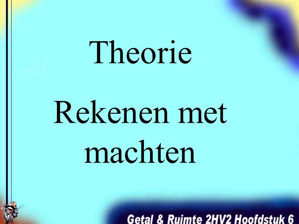 Theorie Wortels herleiden