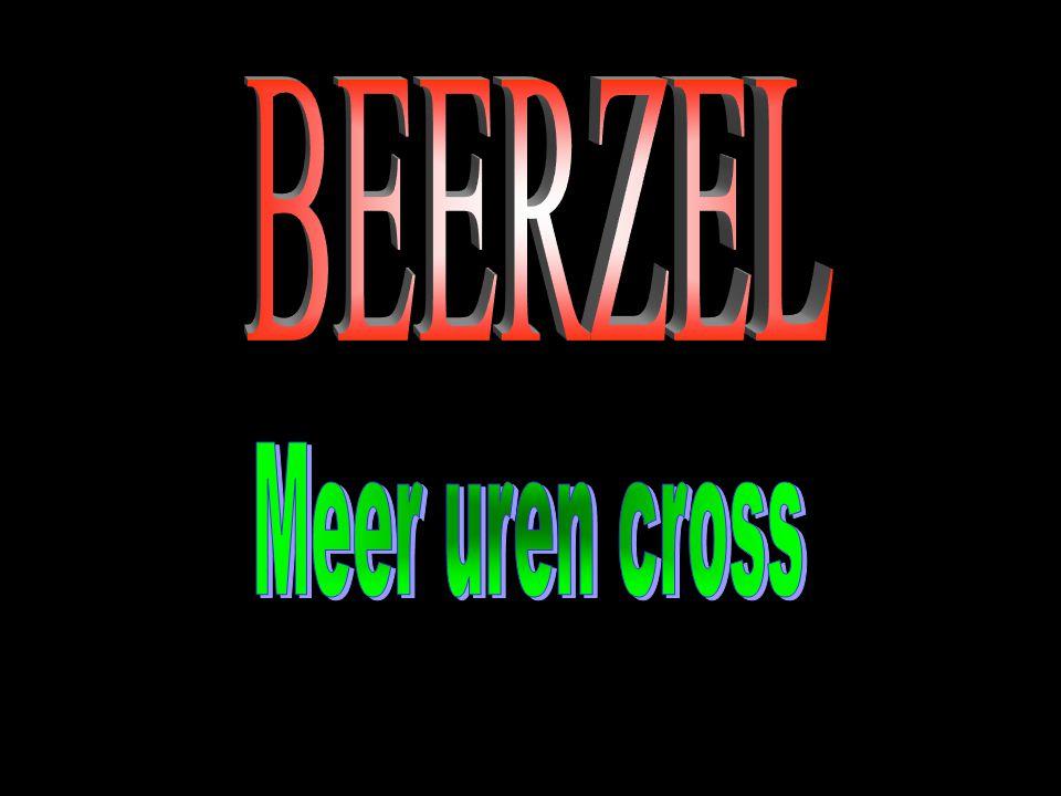 Voor de Meer uren cross te putte op 14/08/2004 is de wagen van Danny O.