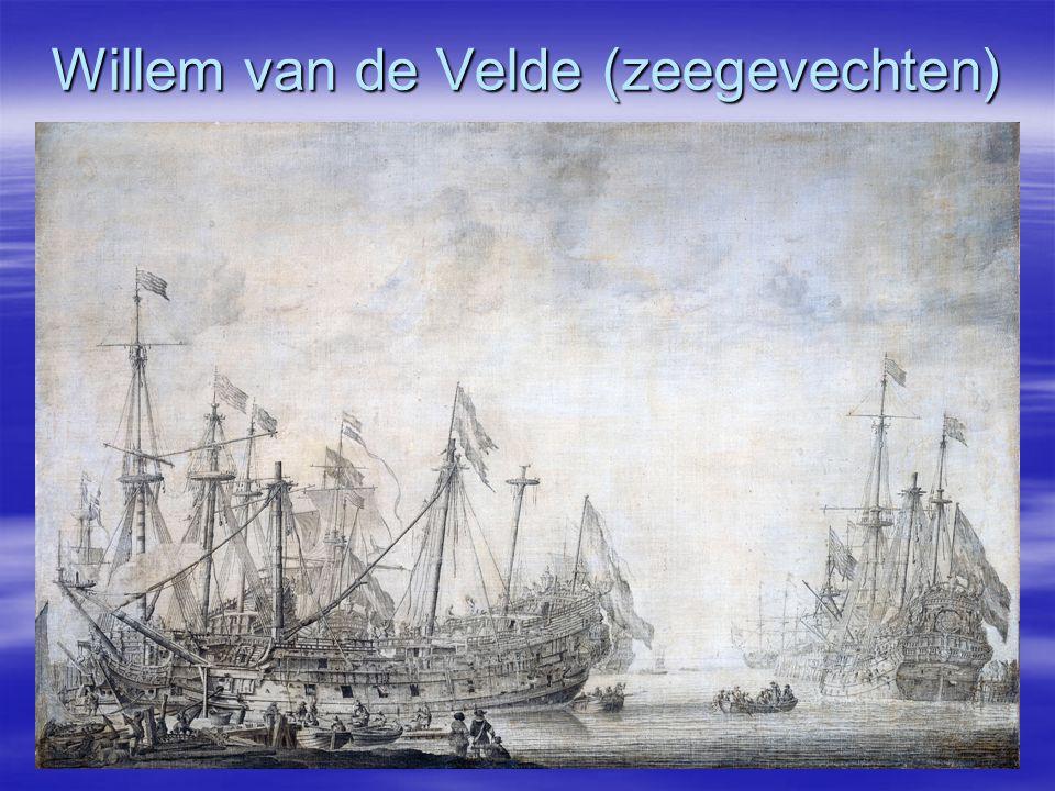 Willem van de Velde (zeegevechten)