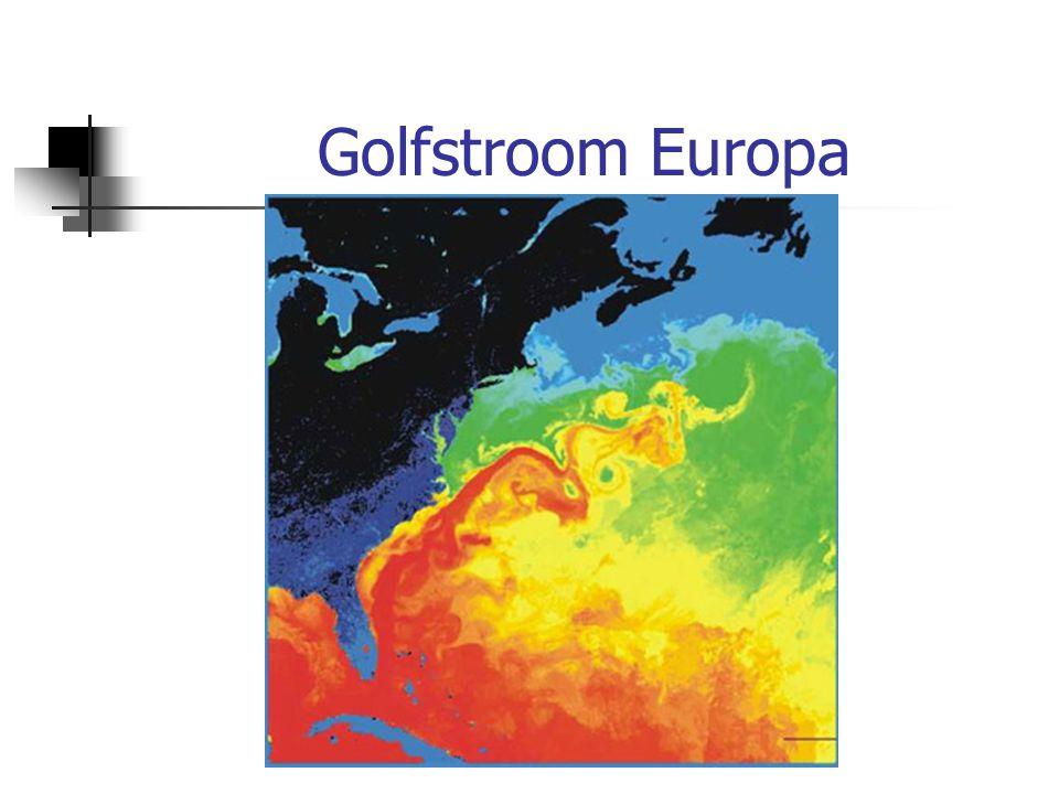 Golfstroom Europa