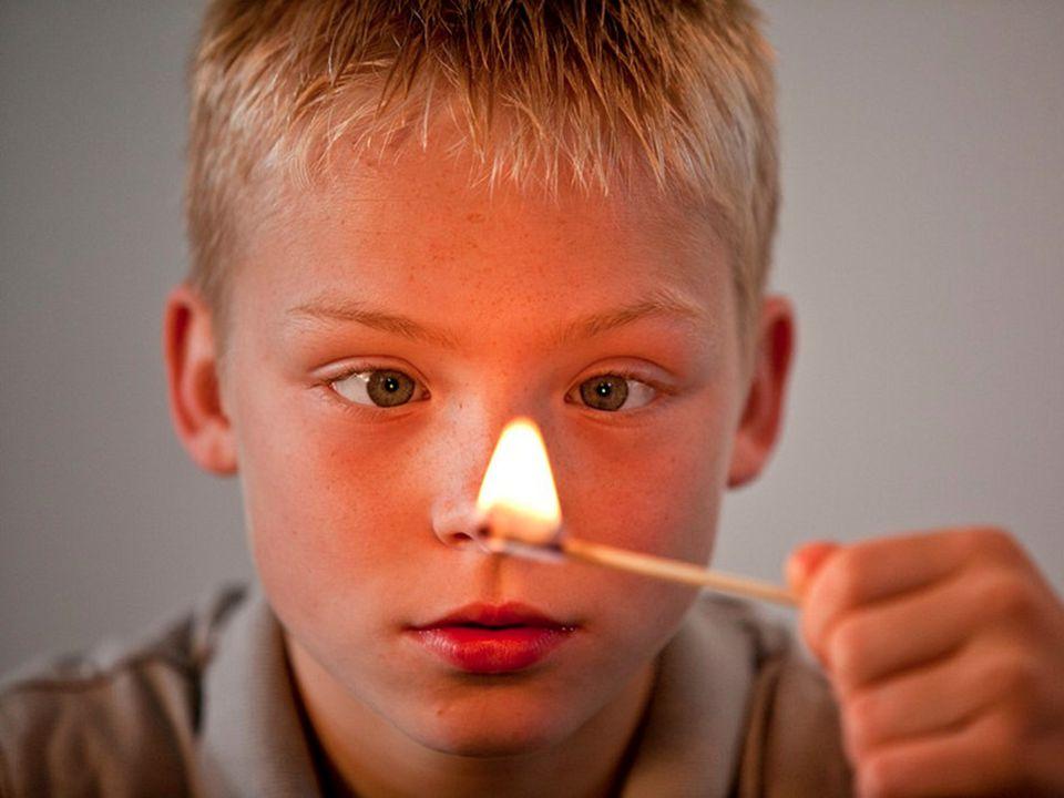 Spelen met vuur… Als je het 'vuur' vasthoud zoals God het 'juist' noemt, dan is het de sleutel tot je grootste doorbraak.