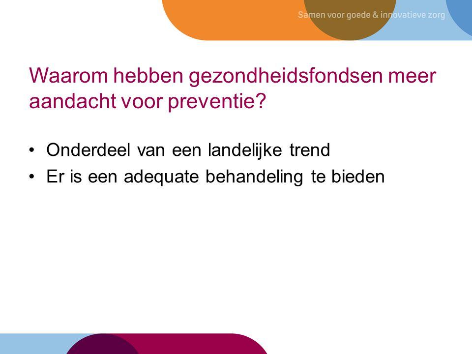 Nederlands gezondheidszorgsysteem 16 carecure preventie zorg- gerelateerd geïndiceerdselectiefuniverseel
