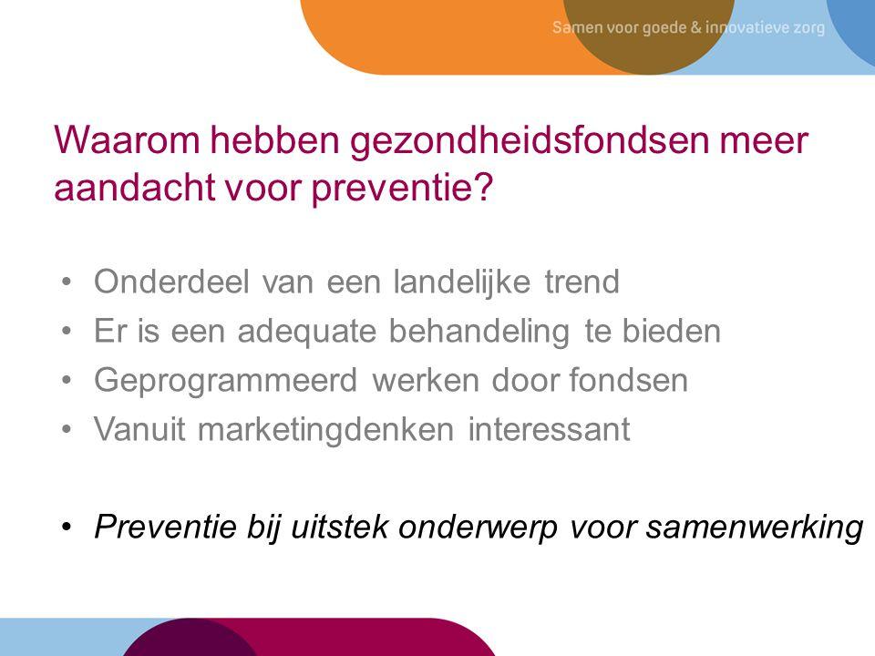 Oproep 45+Vragenlijst invullen Hoogrisicogroep naar huisarts CheckLeefstijlondersteuning Selectieve preventieGeïndiceerde preventie Preventieconsult