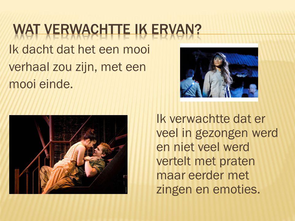 De regisseur van deze musical is Laurence Connor.De producent van de musical is Joop van den Ende.