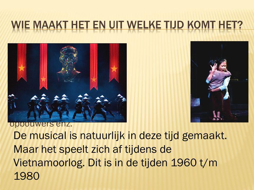 Musicals van joop van den Ende: Wicked