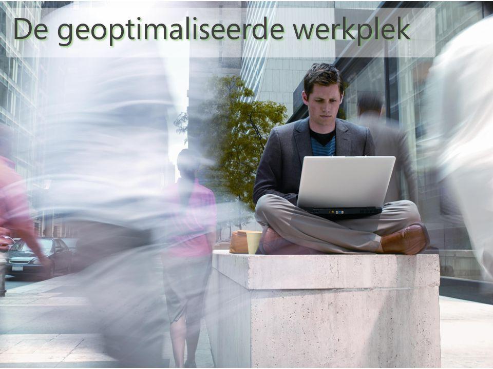 De geoptimaliseerde werkplek