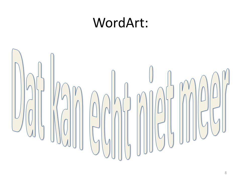 WordArt: 8