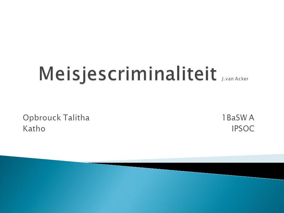 Opbrouck Talitha 1BaSW A Katho IPSOC