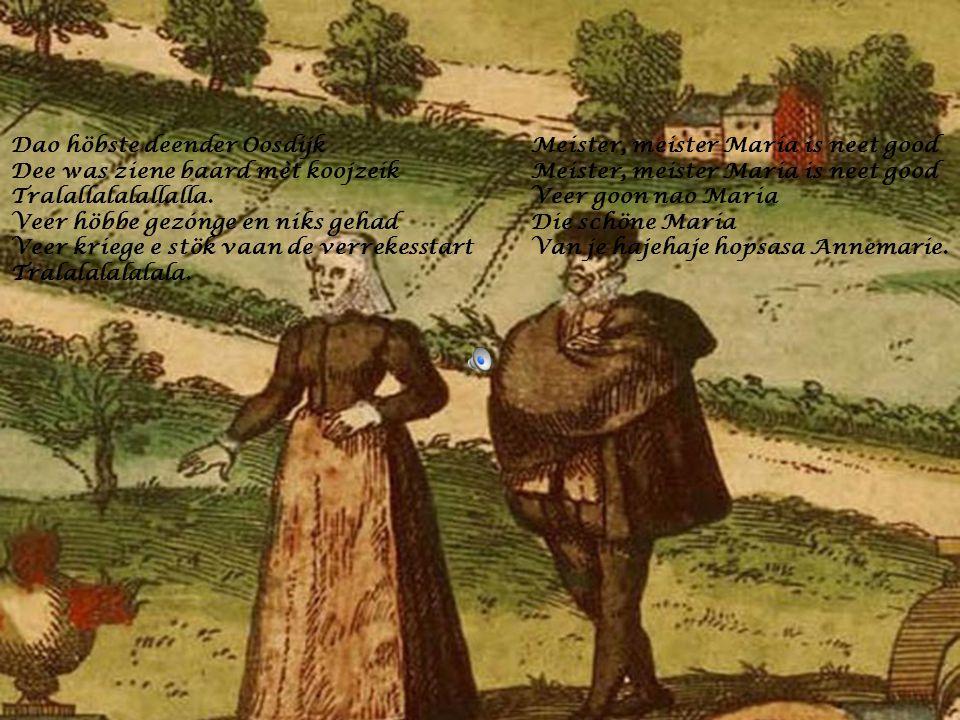 Hijjónder zeet geer 'ne gievelstein oet 1618.Geer vint häöm in Amsterdam op de Hieregrach 243a.