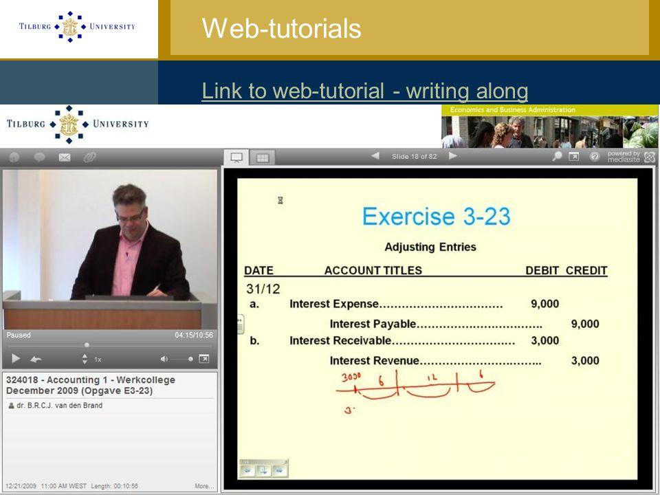 Link to web-tutorial - writing along Meeschrijvend – tablet Web-tutorials