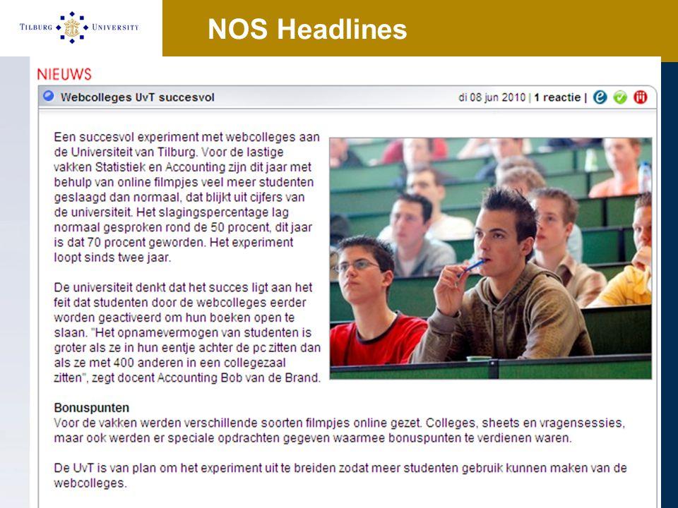 NOS Headlines