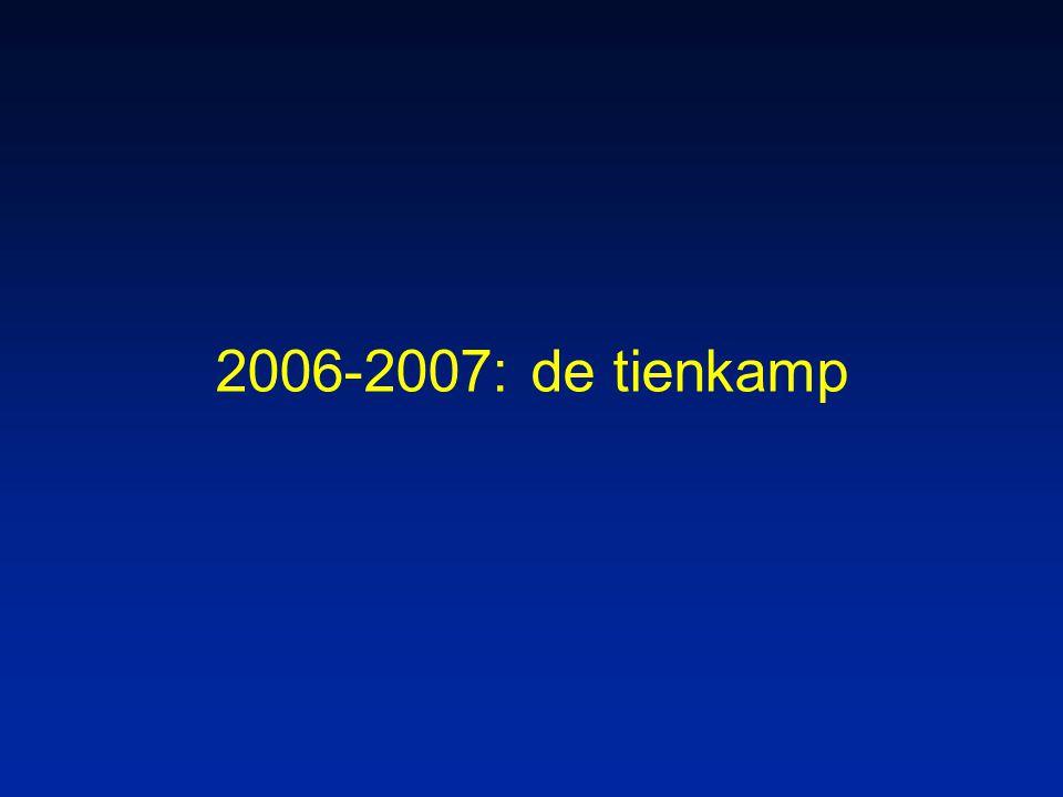 2006-2007: de tienkamp