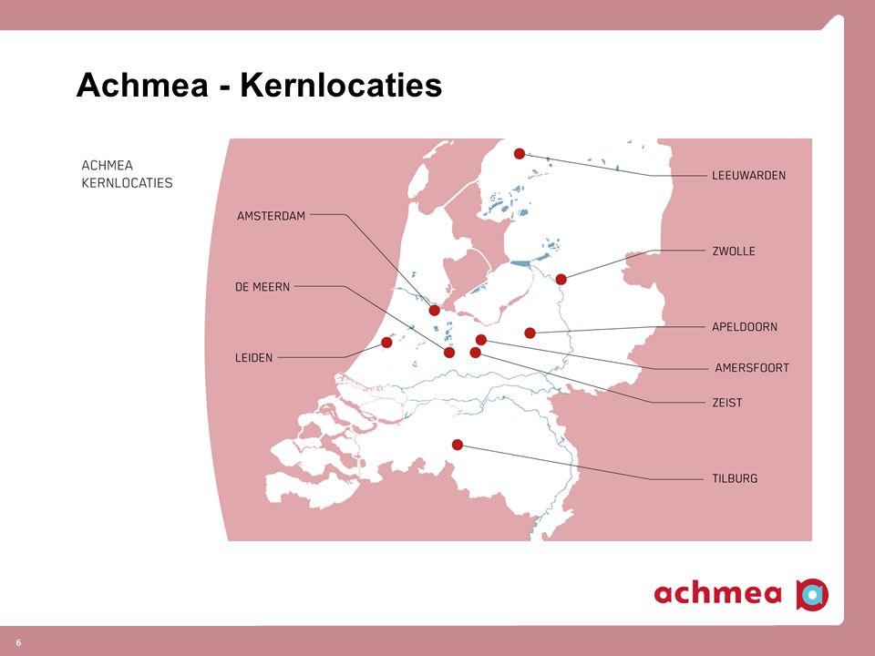 6 Achmea - Kernlocaties