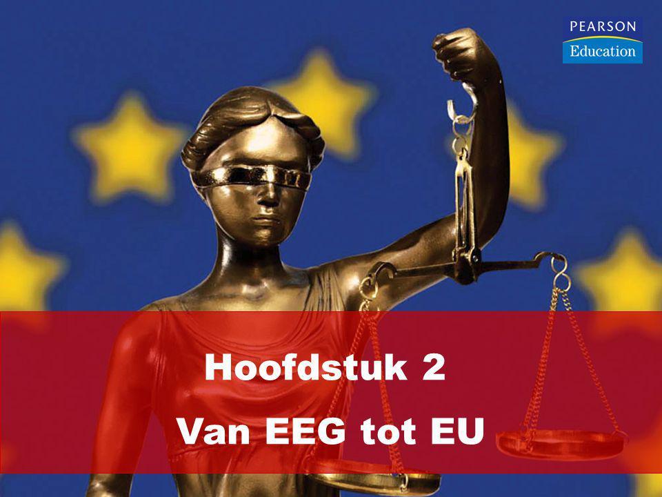 Verdragen tot wijziging van de bestaande verdragen: Het Verdrag met de naam 'Europese Akte' (1986) Het Verdrag van Maastricht (1992) Het Verdrag van Amsterdam (1997) Het Verdrag van Nice (2001) Het Verdrag van Lissabon (2007)