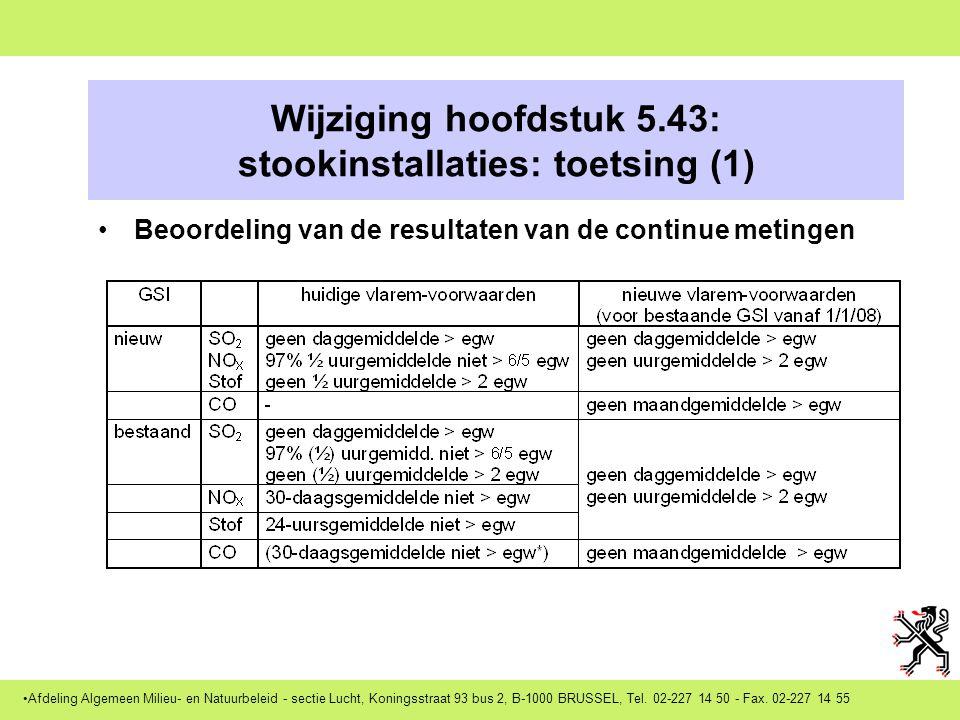 Afdeling Algemeen Milieu- en Natuurbeleid - sectie Lucht, Koningsstraat 93 bus 2, B-1000 BRUSSEL, Tel. 02-227 14 50 - Fax. 02-227 14 55 Sensibiliserin